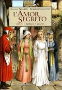 copertina L'amor segreto : Dante, Beatrice, Gemma
